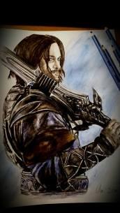 Anduin Lothar - Warcraft